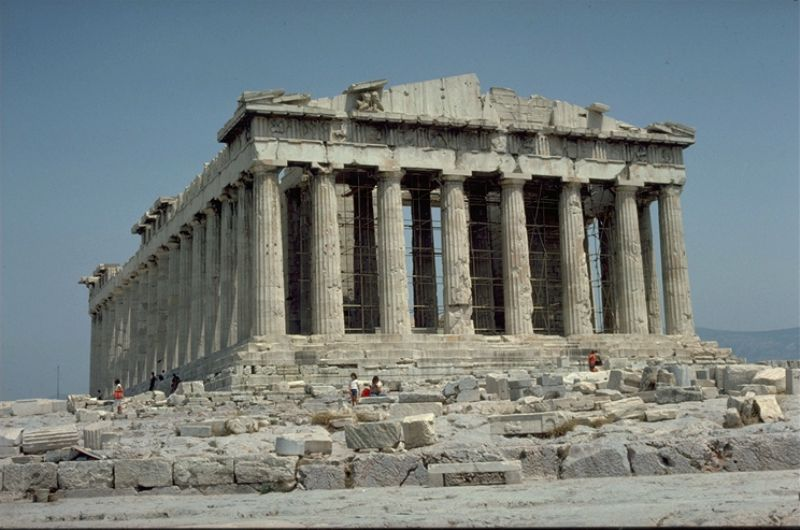 Akropolis -1976 Photo: Otto Leholt